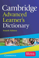 Download Cambridge Advanced Learner s Dictionary Book