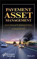 Pavement Asset Management PDF