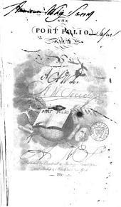 The Port Folio: Volume 3