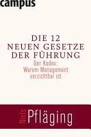 Die 12 neuen Gesetze der F  hrung PDF