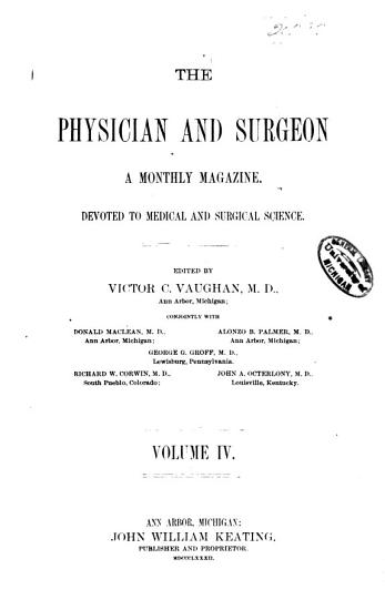 Physician and Surgeon PDF