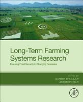 Long Term Farming Systems Research  Ensuring Food Security in Changing Climate PDF