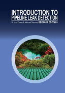 Introduction to Pipeline Leak Detection