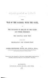 Cogadh Gaedhel Re Gallaibh