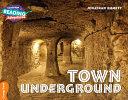 Town Underground Orange Band