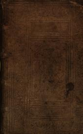 Conciones XXXXIIII Heinrychi Bullingeri In Ieremiae Capita XVI: nempe a XIIII usq[ue] ad XXX. co[n]tinentes Orationes Ieremi[a]e VII. & Narrationes historicas V. Epistolam vero unam
