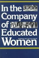 In the Company of Educated Women PDF