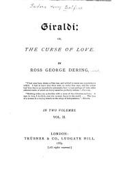 Giraldi, Or, The Curse of Love: Volume 2