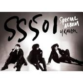 [Drum Score]U R Man-SS501: SS501 스페셜 앨범(2008.11) [Drum Sheet Music]