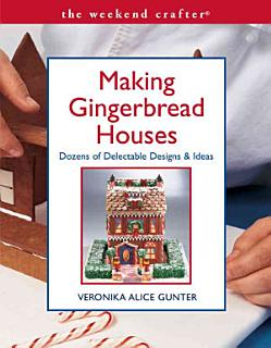 Making Gingerbread Houses Book