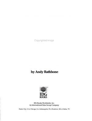 Multimedia   CD ROMs for Dummies PDF