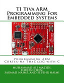 Ti Tiva Arm Programming For Embedded Systems Book PDF