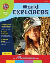 World Explorers Gr. 4-6