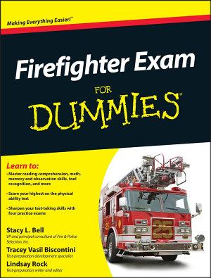 Firefighter Exam For Dummies PDF