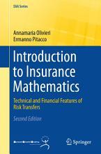 Introduction to Insurance Mathematics PDF