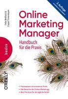 Online Marketing Manager PDF