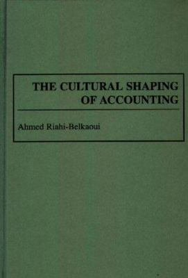 The Cultural Shaping of Accounting PDF