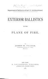 Exterior Ballistics in the Plane of Fire