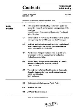 Science   Public Policy PDF