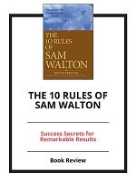 The 10 Rules of Sam Walton  Book Review PDF