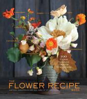 The Flower Recipe Book PDF