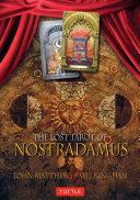 Lost Tarot of Nostradamus Ebook