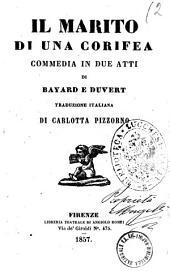 Il marito di una corifea commedia in due atti di Bayard e Duvert