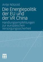 Die Energiepolitik der EU und der VR China PDF