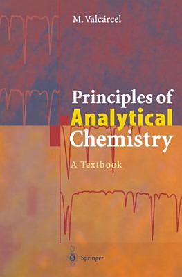 Principles of Analytical Chemistry
