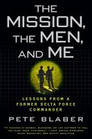 The Mission  The Men  and Me PDF