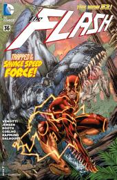The Flash (2011-) #36