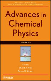 Advances in Chemical Physics: Volume 320