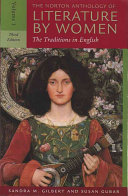 The Norton Anthology Of Literature By Women The Middle Ages Through The Turn Of The Century