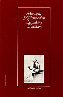 Managing Self renewal in Secondary Education PDF