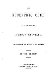 The Eccentric club  by X Y Z    PDF