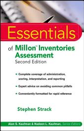 Essentials of Millon Inventories Assessment: Edition 2