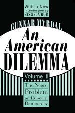 An American Dilemma