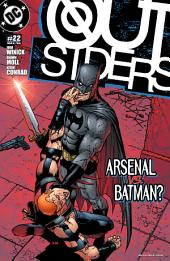 Outsiders (2003-) #22