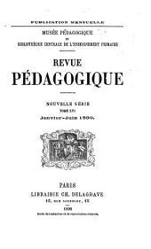 Revue pédagogique: Volume16