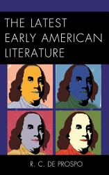 The Latest Early American Literature Book PDF