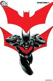 Batman Beyond (2011-) #1