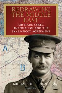 Redrawing the Middle East Book