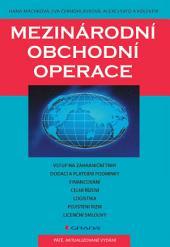 Mezinárodní obchodní operace: 5., aktualizované vydání
