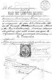 Naar het land van belofte!: roman