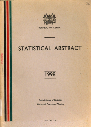 Statistical Abstract PDF