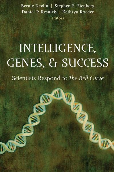 Download Intelligence  Genes  and Success Book