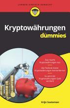 Kryptow  hrungen f  r Dummies PDF