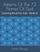 Patterns Of The 72 Names Of God PDF