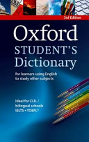 Oxford Student s Dictionary PDF