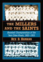 The Millers and the Saints PDF